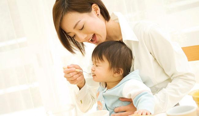 Phương pháp ăn dặm theo kiểu Nhật cho bé