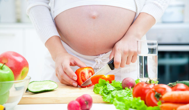 Chế độ ăn uống bà bầu cần nhớ khi mang thai