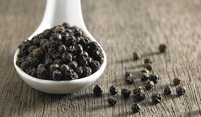 Công dụng chữa bệnh từ quả hạt tiêu đen