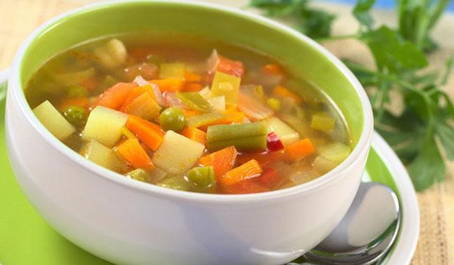Công thức nấu 18 loại súp giúp bạn giảm cân hiệu quả