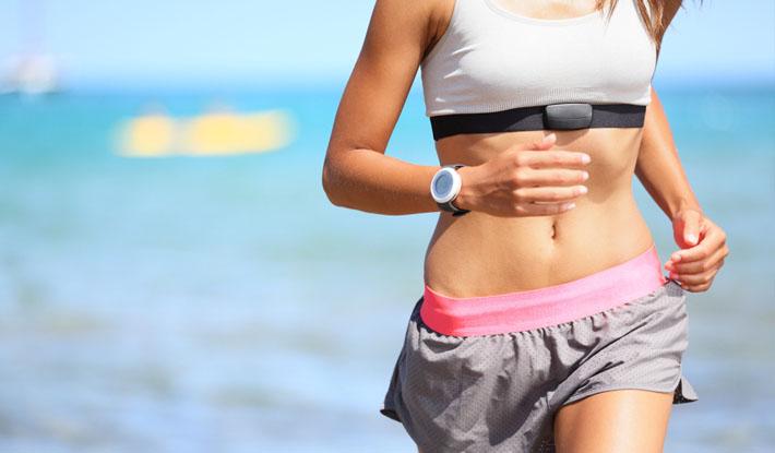 Chạy bộ giúp bạn giảm mỡ bụng hiệu quả nhất