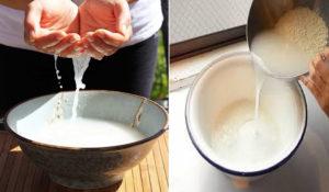 Cách chăm sóc làn da với nước vo gạo